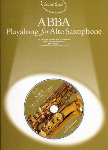 9780711978591: GS ABBA PLAYALONG A/SAX+CD (Guest Spot)