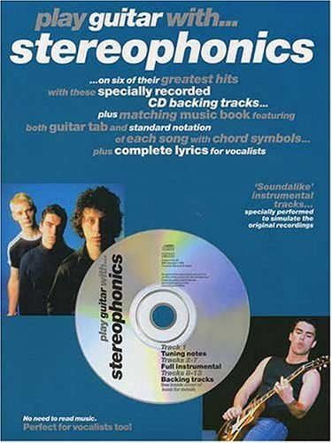 9780711978638: Play Guitar With... Stereophonics