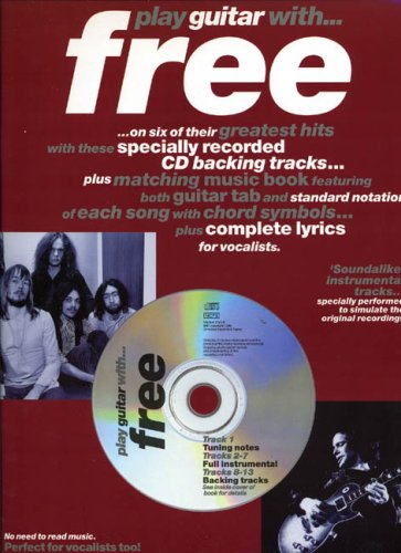 9780711978645: Play Guitar With Free On Six Of Their Greatest Hits