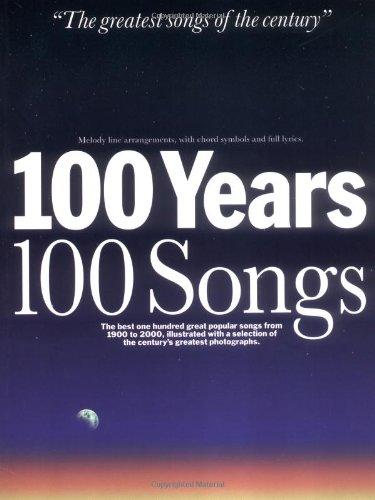 9780711979093: 100 Years 100 Songs