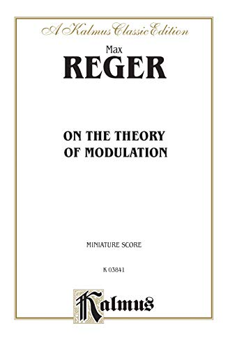 9780711979154: On the Theory of Modulation
