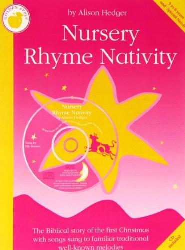 NURSERY RHYME NATIVI BKCD: Alison Hedger