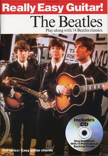 The Beatles: Really Easy Guitar (Really easy: The Beatles