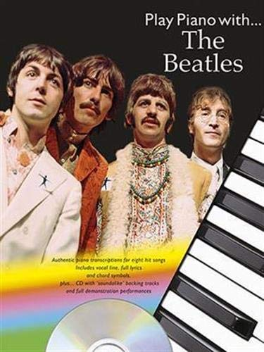 9780711979444: Partition : Play Piano With Beatles + Cd