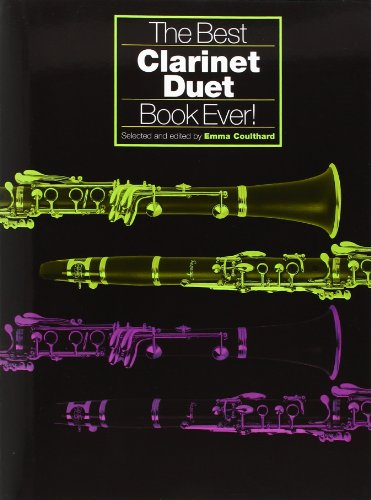 9780711979628: The Best Clarinet Duet Book Ever!