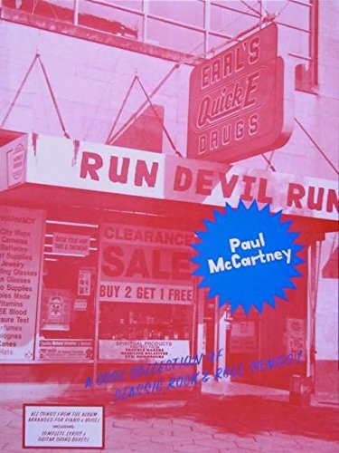 9780711979765: Paul McCartney - Run Devil Run