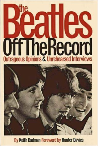 9780711979857: Beatles: Off the Record (v. 1)