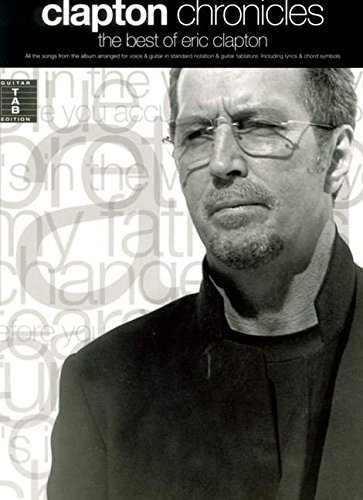 9780711980044: CHRONICLES CLAPTON BEST OF