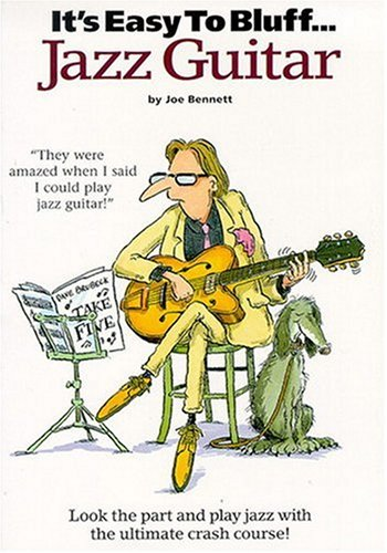 9780711980099: It's Easy to Fake... Jazz Guitar (It's Easy to Bluff)