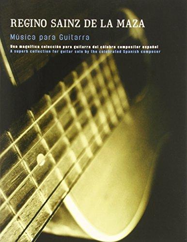9780711980266: Regina Sainz de la Maza: Musica para Guitarra (Classical Guitar) (Spanish Edition)