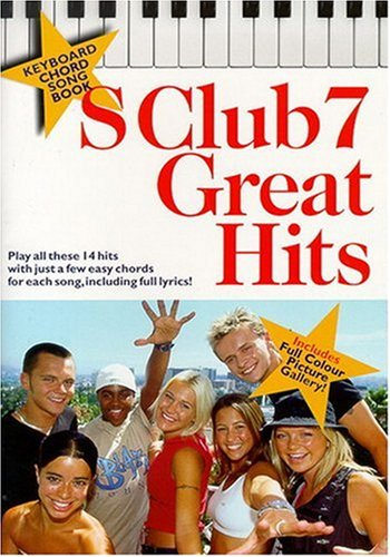 9780711980464: S Club 7 - Keyboard Chord Songbook (Guitar Anthology)