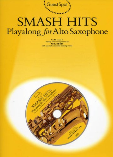 9780711980655: Guest Spot: Smash Hits Playalong for Alto Saxophone