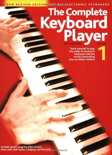 9780711980778: Complete Keyboard Player: Bk. 1