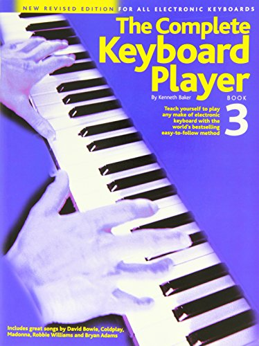 9780711980808: Complete Keyboard Player: Bk. 3