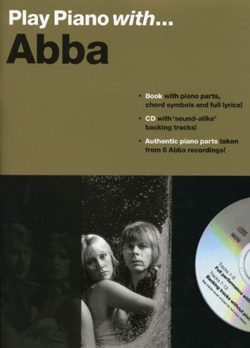 9780711980914: Play Piano with... Abba