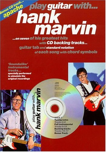 9780711980921: Play Guitar with Hank Marvin (Book & CD)