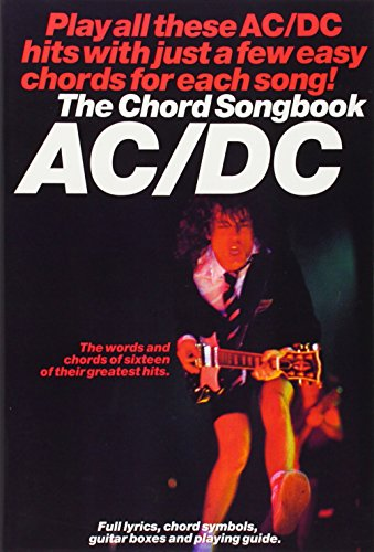 9780711981096: AC/DC: The Chord Songbook