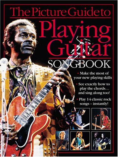 9780711981454: The Picture Guide to Playing Guitar Songbook