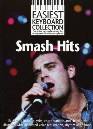 9780711981461: Easiest Keyboard Collection: Smash Hits