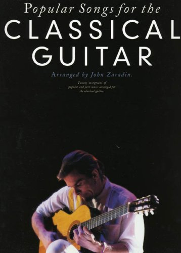 9780711981591: Popular Songs for the Classical Guitar
