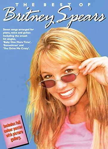 9780711981669: The best of Britney Spears