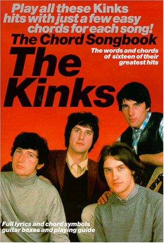 9780711981751: The Kinks The Chord Songbook Lc
