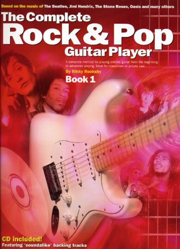 9780711981843: The Complete Rock and Pop Guitar Player: Book 1