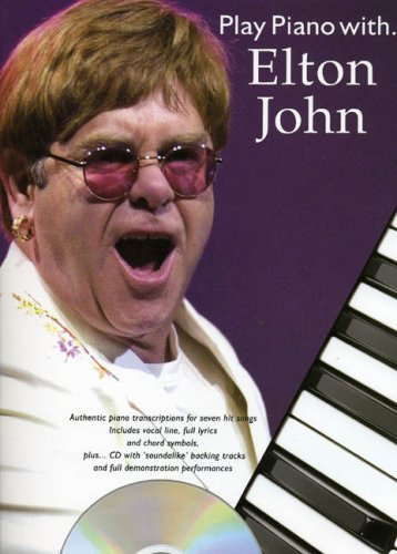 9780711981997: Play Piano with Elton John