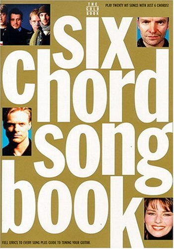 9780711982017: Six Chord Song Book: Gold (6 Chord Songbook)
