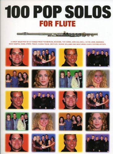 9780711982048: 100 Pop Solos for Flute