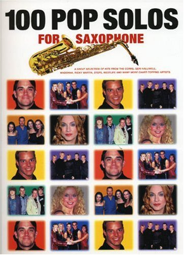 9780711982055: 100 Pop Solos For Saxophone