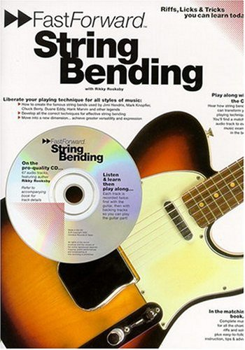 9780711982079: Fast Forward String Bending (Fast Forward (Music Sales))
