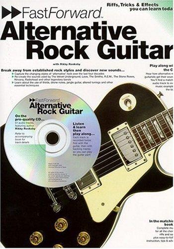 9780711982116: Fast Forward Alternative Rock Guitar (Fast Forward (Music Sales))
