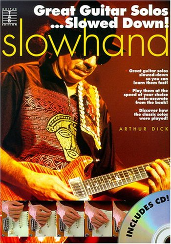 9780711982185: Slowhand: Great Guitar Solos - Slowed down!