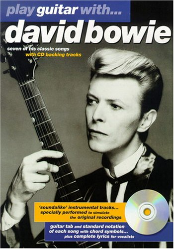 9780711982239: Play Guitar With. David Bowie