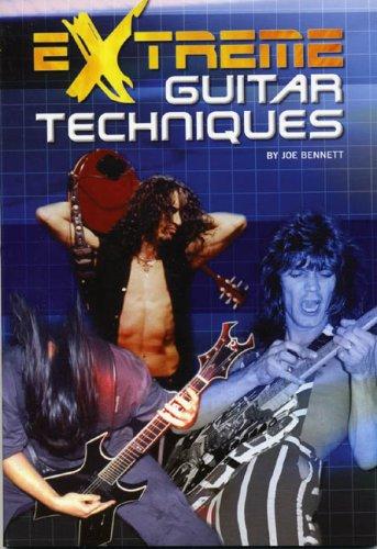 9780711982246: Extreme Guitar Techniques