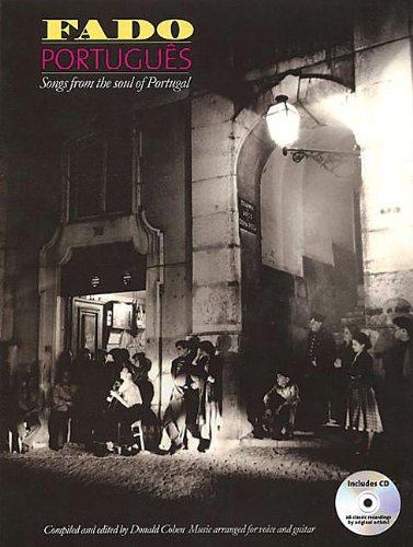9780711982291: Fado Portugues: Songs From the Soul of Portugal (With Audio CD) (Music Sales America)