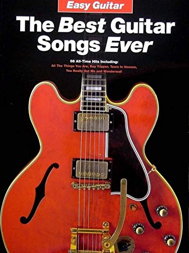 9780711982390: The Best Guitar Songs Ever Tab