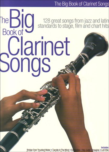 9780711982758: The Big Book of Clarinet Songs (Big Book of)