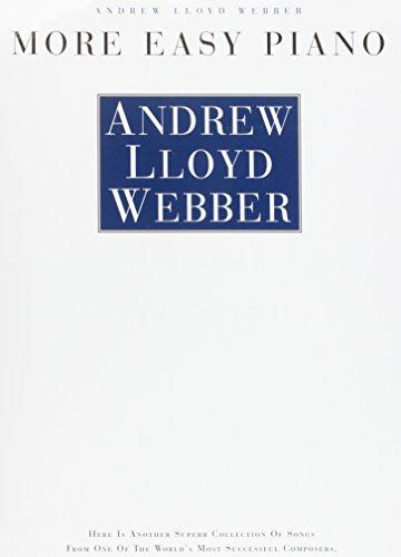 9780711982857: Andrew Lloyd Webber: More Easy Piano