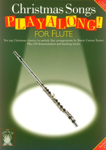 9780711983052: Applause: Christmas Songs Playalong For Flute