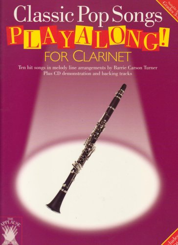 9780711983199: Applause: Classic Pop Songs Playalong for Clarinet