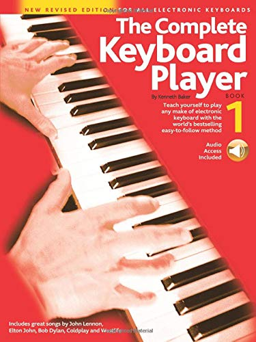9780711983564: The Complete Keyboard Player - Book 1: New Revised Edition for All Electronic Keyboards (Book/CD)