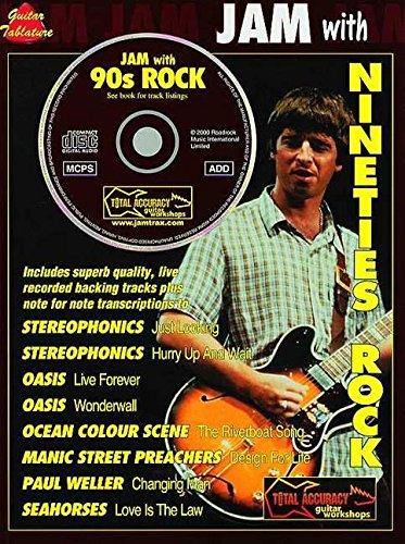 9780711983588: Jam with Nineties Rock