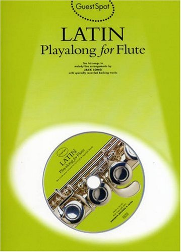 9780711983656: Guest Spot: Latin Playalong for Flute