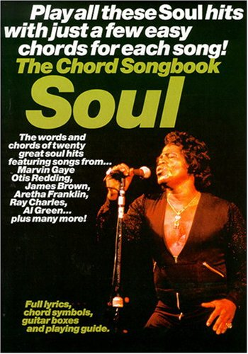 9780711983700: The Chord Songbook: Soul
