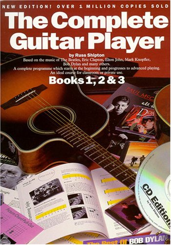 Complete Guitar Player, Books 1,2 and 3: Shipton, Russ