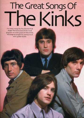 9780711984516: Great Songs of the Kinks