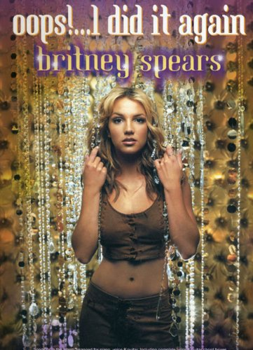 9780711984714: Britney Spears: Oops!... I Did it Again