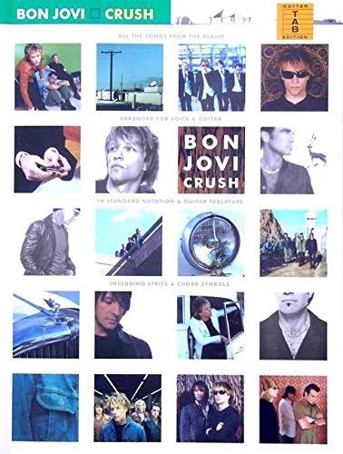9780711984790: Bon Jovi: Crush (Tab)